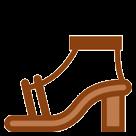 Womans Sandal htc emoji