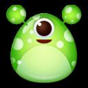 Alien Monster lg emoji