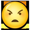 Angry Face lg emoji