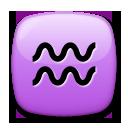Aquarius lg emoji