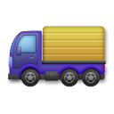 Articulated Lorry lg emoji