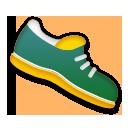 Athletic Shoe lg emoji
