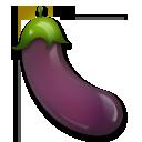 Aubergine lg emoji