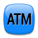 Automated Teller Machine lg emoji