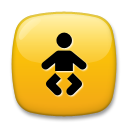 Baby Symbol lg emoji
