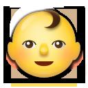 Baby lg emoji
