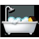 Bath lg emoji