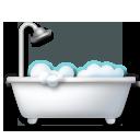 Bathtub lg emoji