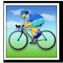 Bicyclist lg emoji
