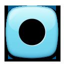 Black Circle For Record lg emoji