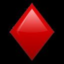 Black Diamond Suit lg emoji