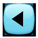 Black Left-pointing Triangle lg emoji