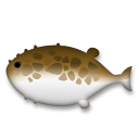 Blowfish lg emoji