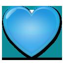 Blue Heart lg emoji