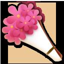 Bouquet lg emoji