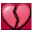 Broken Heart lg emoji