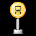 Bus Stop lg emoji