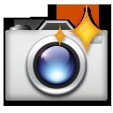 Camera With Flash lg emoji