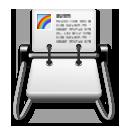 Card Index lg emoji