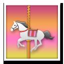 Carousel Horse lg emoji