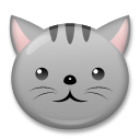 Cat Face lg emoji
