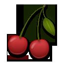 Cherries lg emoji