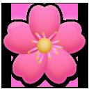 Cherry Blossom lg emoji