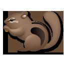Chipmunk lg emoji