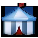 Circus Tent lg emoji