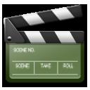 Clapper Board lg emoji