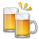 Clinking Beer Mugs lg emoji