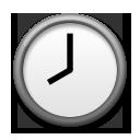 Clock Face Eight Oclock lg emoji