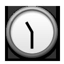 Clock Face Eleven-thirty lg emoji