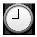 Clock Face Nine Oclock lg emoji