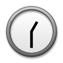Clock Face One-thirty lg emoji