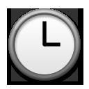 Clock Face Three Oclock lg emoji