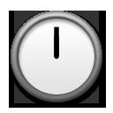 Clock Face Twelve Oclock lg emoji