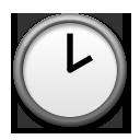 Clock Face Two Oclock lg emoji