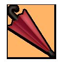 Closed Umbrella lg emoji