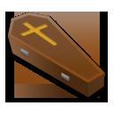 Coffin lg emoji