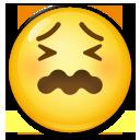 Confounded Face lg emoji