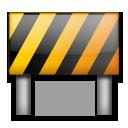 Construction Sign lg emoji