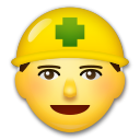 Construction Worker lg emoji