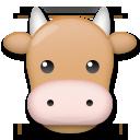 Cow Face lg emoji