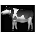 Cow lg emoji