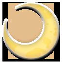 Crescent Moon lg emoji