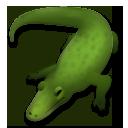 Crocodile lg emoji