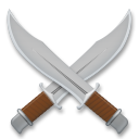 Crossed Swords lg emoji