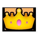 Crown lg emoji