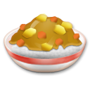 Curry And Rice lg emoji